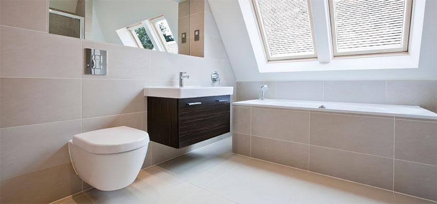 How to improve your bathroom