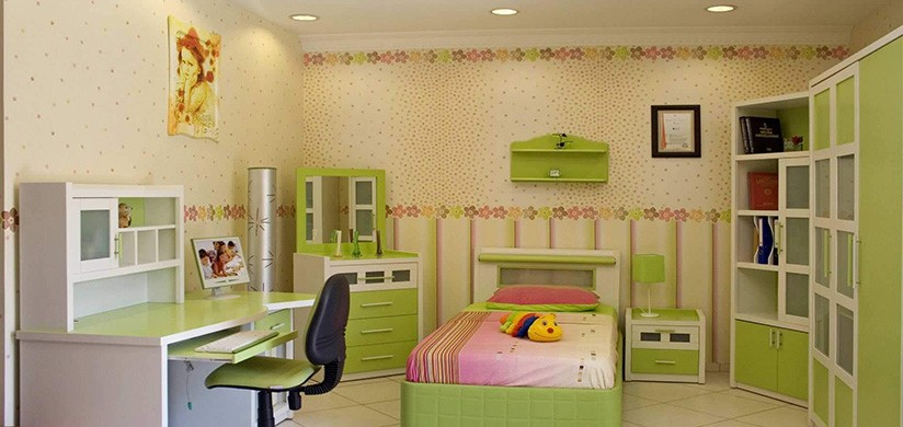 Kid's room makes your home more expensive