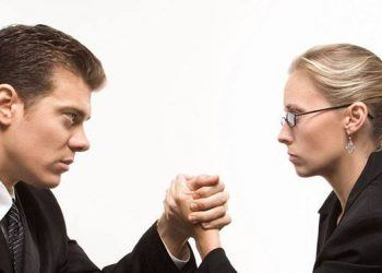 War at home - men vs. women