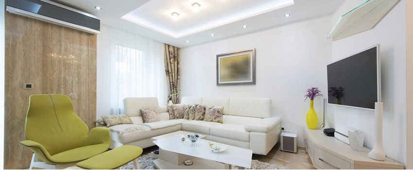 Ideas for comfortable living room