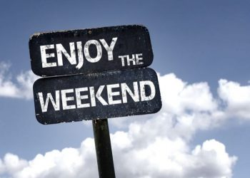 7 hints for the long weekend at home