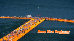 Floating piers - Deep Dive Systems