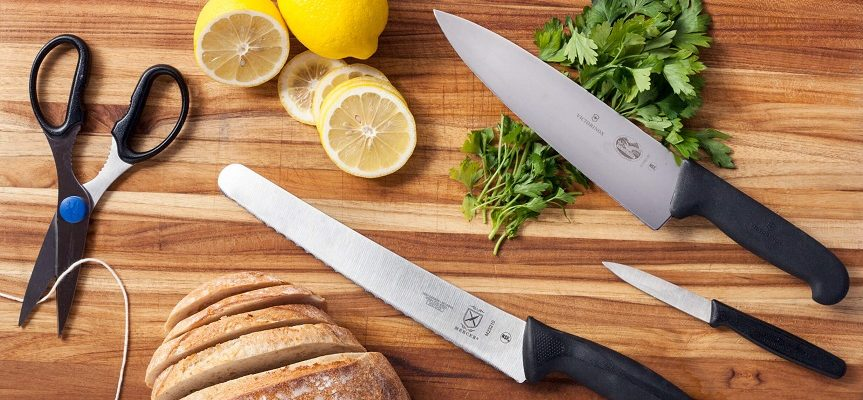 Keep your kitchen knife sharp forever