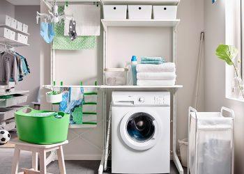 laundry organizing