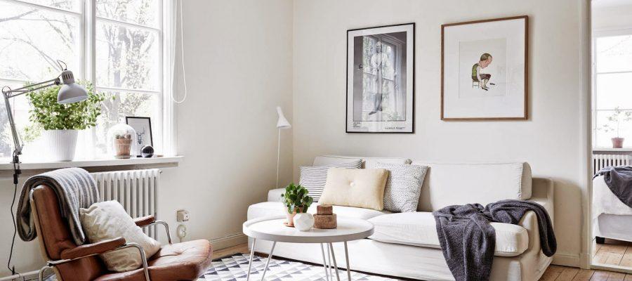 Scandinavian home, minimalism