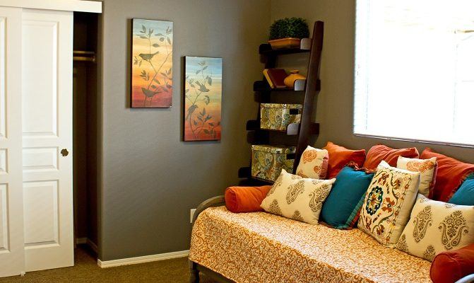 What to do with space at home