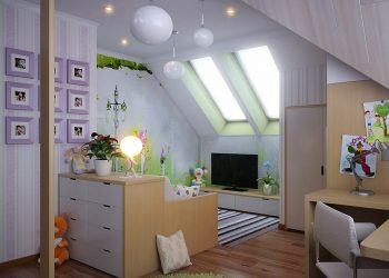 Transforming the attic