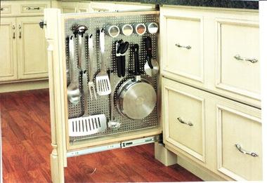 utensils storing