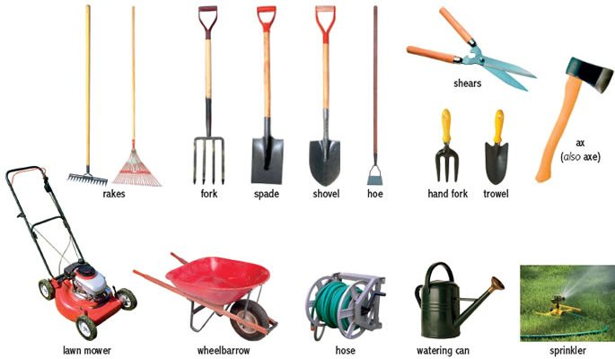 The best gardening tools home for Horticulture tools list
