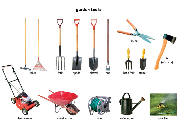 The best gardening tools home for Tools for backyard gardening