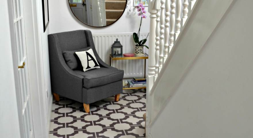 How To Make A More Welcoming Hallway Floor