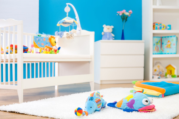 baby room colors