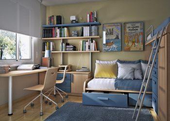 functional kids' room