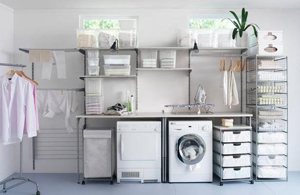laundry storing