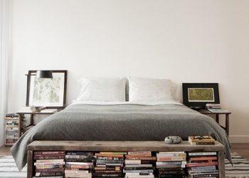 small bedroom storing