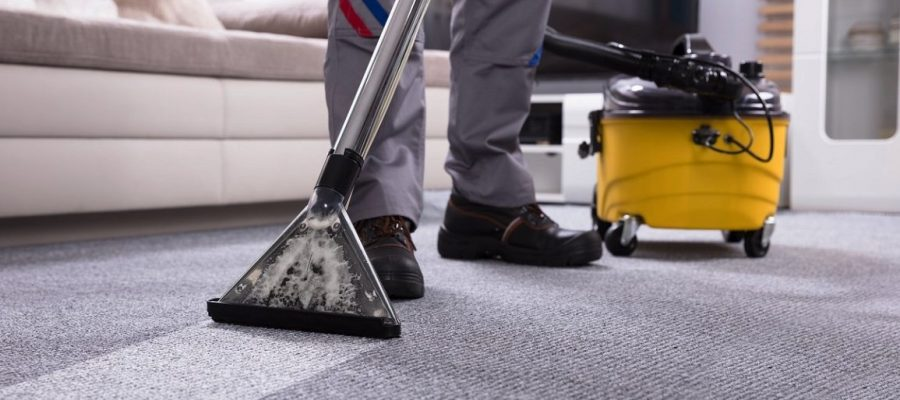 Living room carpets - how to clean them