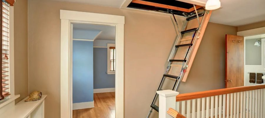 How to make your attic access easy