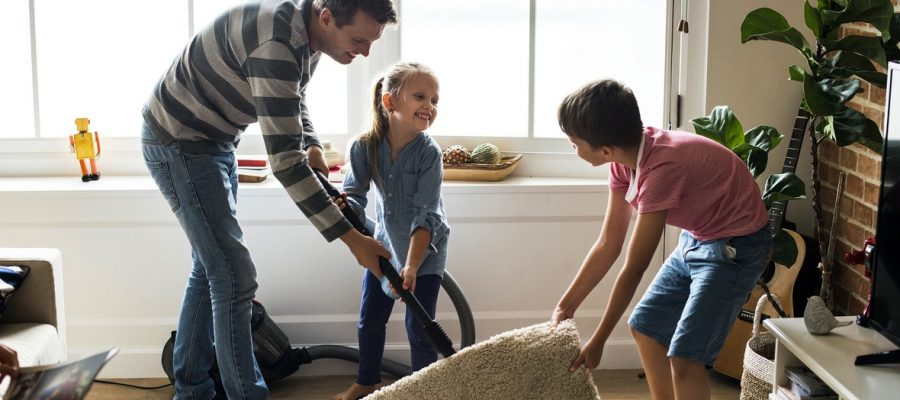Cleaning your kid's room - how to make it effortless