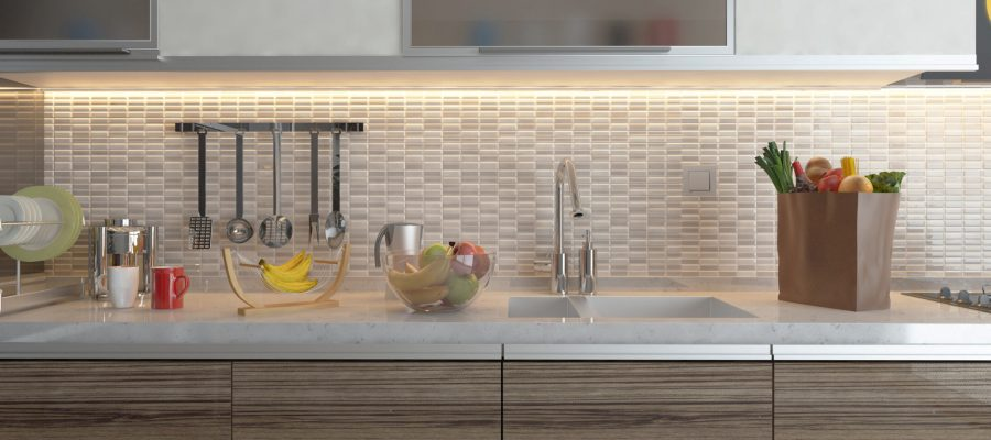 LED strip - making a good investment in the kitchen