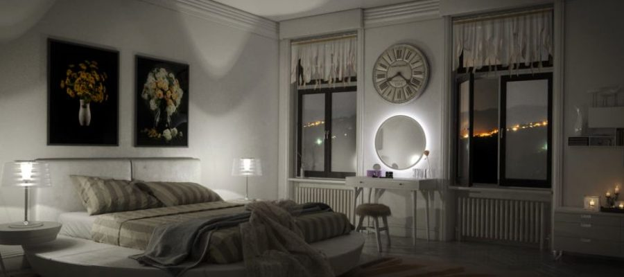 Dimmers and why you should consider them for the bedroom