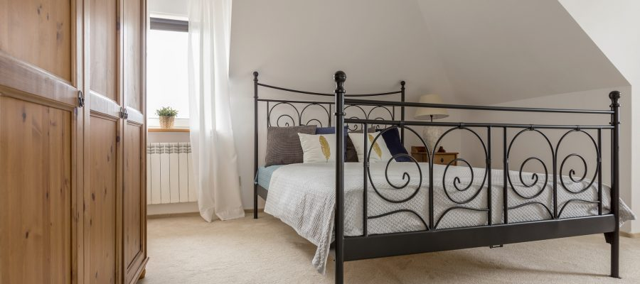 Is a forged bed frame a good choice