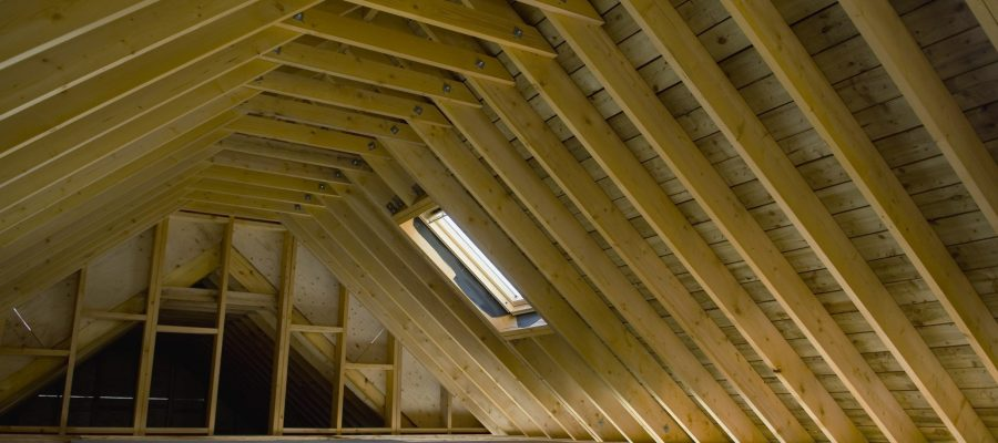 Living ot storage space - what to turn your attic into