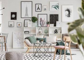 Why use forged furniture for your living room