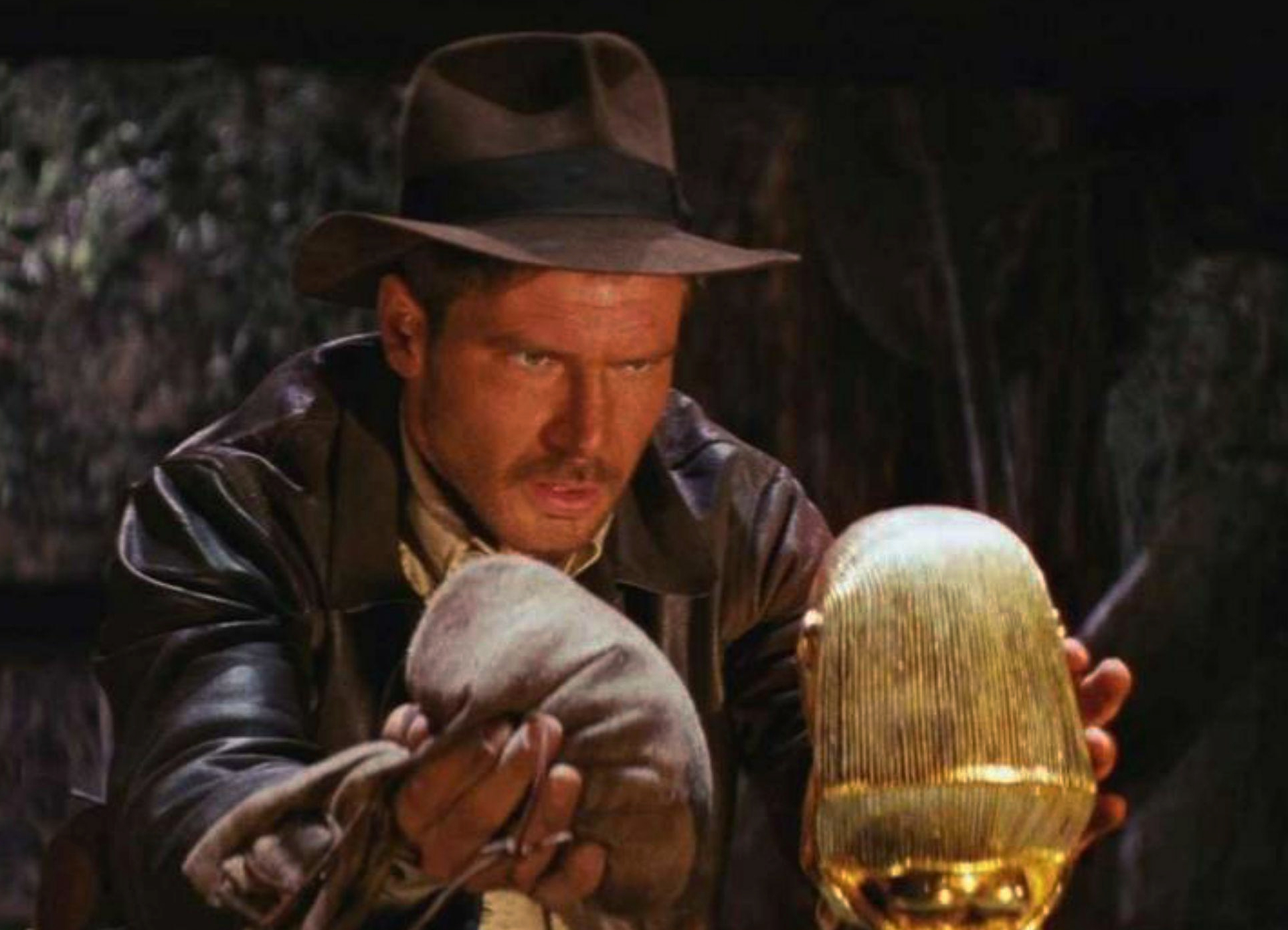 The Indiana Jones movies