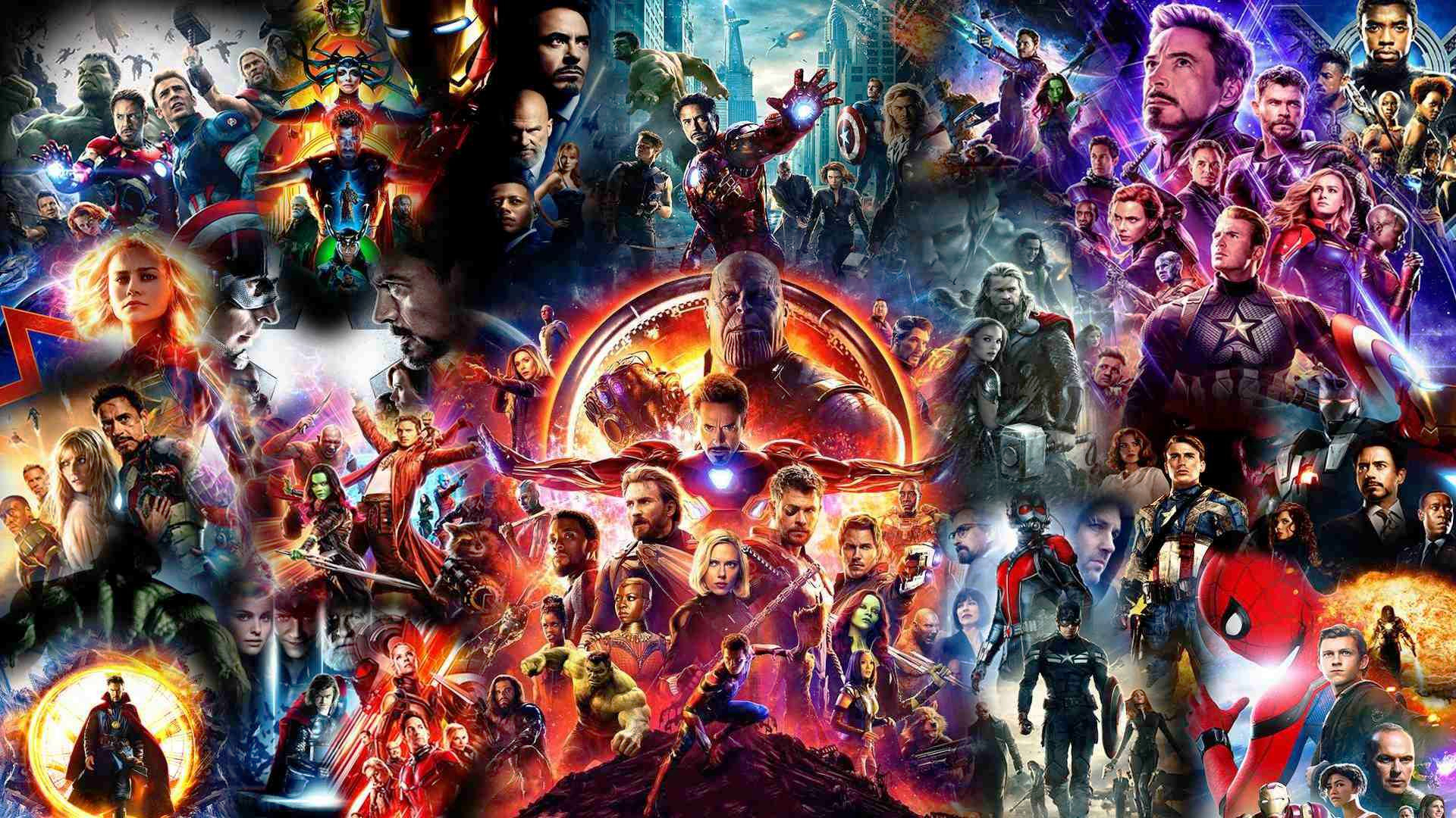 The Cinematic Universe of Marvel