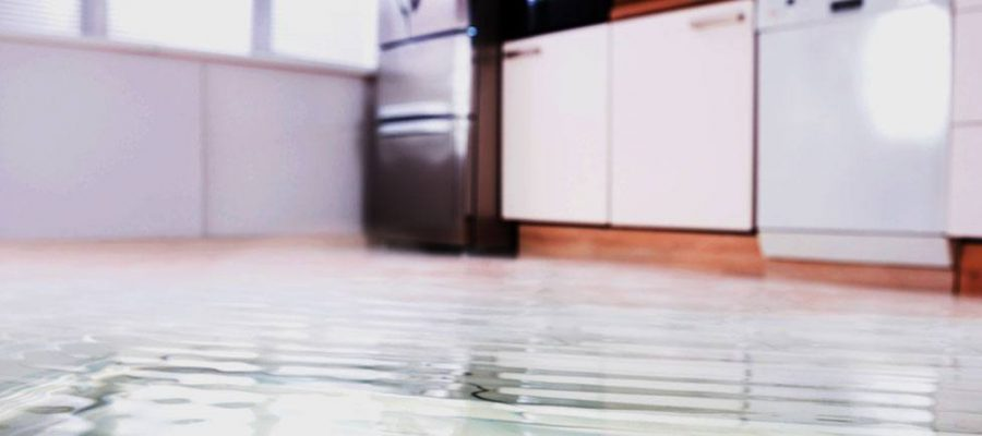How to spot a water damage or leak by Home-Blogger.com